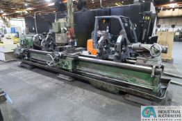 "30"" X 144"" MONARCH CAT SIZE 20"" CM GEARED HEAD ENGINE LATHE; S/N 39581"