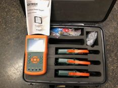 Exotech Model A2 Power line analyzer for multiple (3,2 or just 1 phase) power systems NEW NEVER USED
