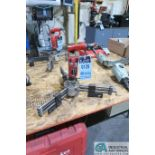"""1/2"""" SIOUX PNEUMATIC DRILL WITH CENTERING FIXTURE"""