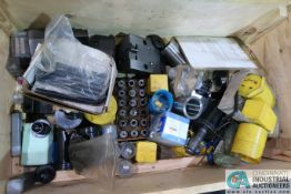 CRATE MISCELLANEOUS TOOLING AND TOOLHOLDERS