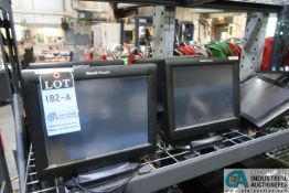 (9) PIONEER POS MODEL STEALTH-TOUCH M5 COMPUTER MONITORS AND (1) DELL MONITOR