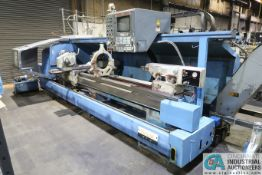 "24"" X 120"" MAZAK MODEL M5N FLAT BED CNC LATHE; S/N 138118 (NEW 7-1998), 15"" 3-JAW CHUCK, MAZATROL"