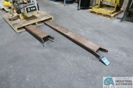 """7"""" WIDE X 6' LONG FORK EXTENSION"""