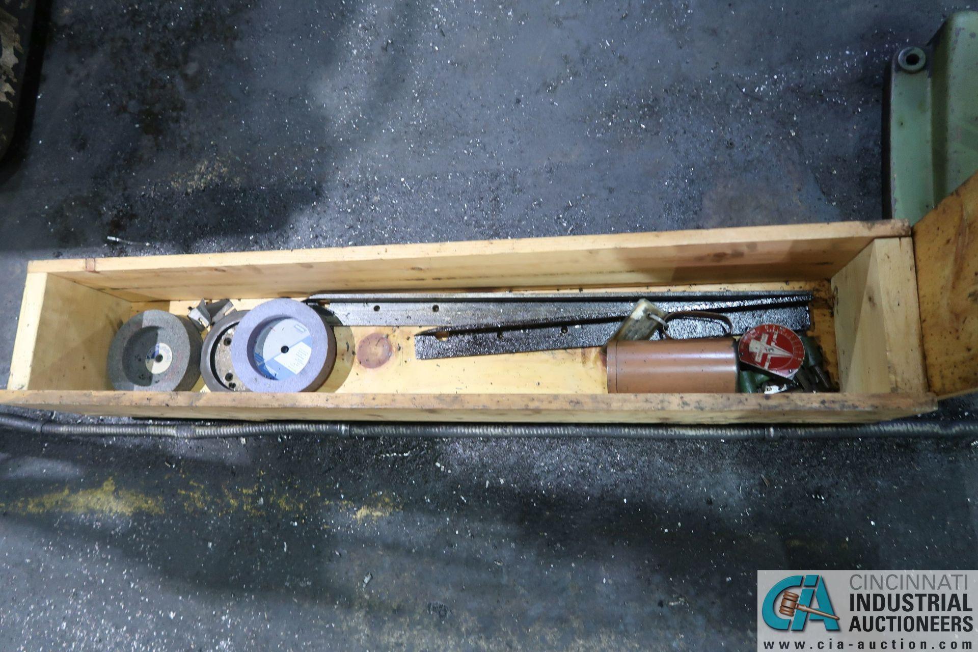 STERLING PEDESTAL DRILL SHARPENER; S/N DG40600 - Image 5 of 5