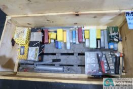 CRATE MISCELLANEOUS TOOLING