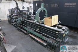 "30"" X 160"" KINGSTON MODLE HR-4000 HEAVY DUTY GEARED HEAD ENGINE LATHE; S/N A4870215G, 20 HP,"