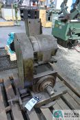 MASTER MODEL PMH5-GT500 STYLE A LATHE MILL ATTACHMENT; S/N 298