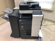 Konica Bizhub 808 Color Copier, Printer, Scanner, Lightly Used (New 8/2019)