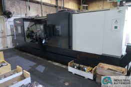 DOOSAN PUMA MODEL 3100ULY CNC TURNING CENTER WITH MILLING AND Y-AXIS; S/N ML0124-00010, Y-AXIS,