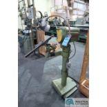 STERLING PEDESTAL DRILL SHARPENER; S/N DG40600