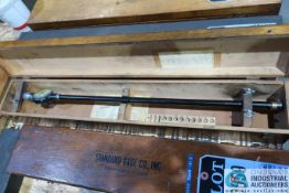 "1"" - 1-3/4"" STANDARD GAGE CO. NO. 2 DIAL BORE GAGE"