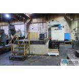 AB MARWIN ASQUITH BUTLER TYPE HPF FIVE-AXIS CNC MACHINING CENTER; S/N 6096, UPDATED HEIDENHAIN