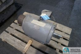 20 HP / 15 KW FUJI REBUILT ELECTRIC MOTOR **FITS MAZAK LATHES**