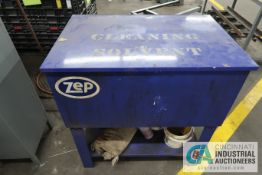 ZEP DYNA PARTS WASHER