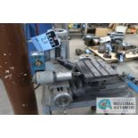 WESTHOFF TABLE-TOP HORIZONTAL DRILLING MACHINE; S/N 60-198