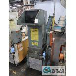 "10 HP BATTENFIELD GLOUSTER MODEL 1012BP GRANULATOR, 10"" X 12"" OPENING; S/N 101202-0181"