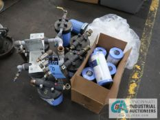 MISCELLANEOUS WATER FILTERS WITH INSERTS AND SLEEVES