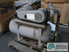 2 HP DE LAVAL MODEL 76 MILKER VACUUM PUMP