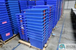 AKRO-MILS AND GLOBAL NET AND STACK PLASTIC TOTES