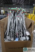 (LOT) EATON THREE-LIGHT VERTICAL STACK LIGHT TOWERS - (50) TOWERS TOTAL APPROX.
