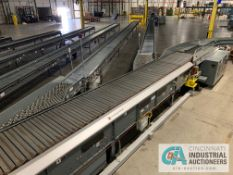 **INTELLIGRATED INTELLISORT DIVERTER CONVEYOR SYSTEM - DISASSEMBLED AND READY TO LOAD -
