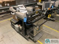 AUTOMATED PACKAGING SYSTEMS MODEL AUTOBAG 850S AUTOMATIC POLY BAGGING MACHINE; S/N AP00062266,