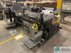 AUTOMATED PACKAGING SYSTEMS MODEL AUTOBAG 850S AUTOMATIC POLY BAGGING MACHINE; S/N AP00062869,
