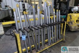 """(LOT) (14) MISCELLANEOUS SIZE ID BORE GAGE BARS SIZE FROM 2.162"""", 2.241"""", 2.248"""", 2.309"""", 2.359"""","""