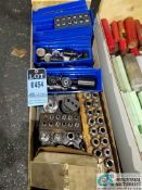 CRATE MISCELLANEOUS COLLETS AND TOOLHOLDERS