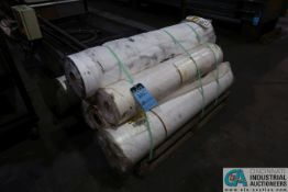 """SKID 48"""" X 40"""" NON WOVEN COOLENT FABRIC"""