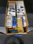 BOX MISCELLANEOUS CARBIDE INSERTS