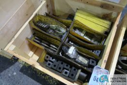 CRATE MISCELLANEOUS HOLDERS, U-BLOCKS AND ROD ENDS