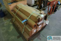 SKID WITH (6) ROLLS CORROSION INHIBITING PAPER