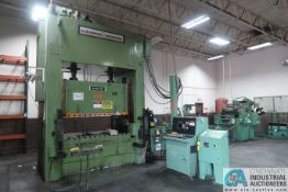 ***OVERALL 300 TON CLEARING NIAGARA PRSS LINE LOTS 275 - 279***
