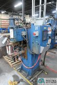 "50 KVA EST. FEDERAL SPOT WELDER; 18"" THROAT, MEDAR CONTROLS"