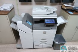 SHARP MODEL MX4070 COLOR COPIER W/ DUPLEXER