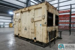 1,500 TON CLEARING SSDC PRESS (DISASSEMBLED) *NOTE: CROWN ASSEMBLY INSIDE & SEE PHOTOS OF BALANCE OF