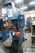 150 KVA BANNER PRESS TYPE SPOT WELDER; S/N 487-3