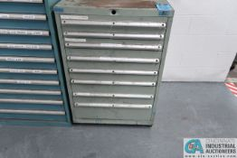 8-DRAWER TOOLING CABINET (EMPTY)
