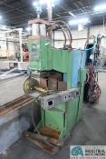 200 KVA PEER MODEL P100 PRESS TYPE SPOT WELDER; S/N 930016
