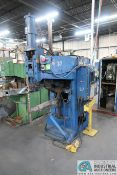 "100 KVA AMERICAN INDUSTRIAL SPOT WELDER; S/N 3093, 31"" THROAT"
