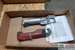 CHICAGO PNEUMATIC COMPRESSION RIVETERS