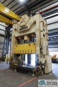 **600 TON CLEARING MODEL S4-600-144-84 FOUR-POINT STRAIGHT SIDE PRESS*Subject to overall bid at 380B