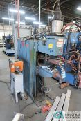 120 KVA H&H PRESS TYPE SPOT WELDER; S/N H6058
