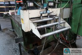 """**24"""" CWP MODEL SMX24SE SERVO FEEDER; S/N C25298 **SUBJECT TO OVERALL BID AT LOT 292**"""