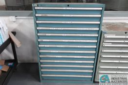 13-DRAWER LISTA TOOLING CABINET (EMPTY)