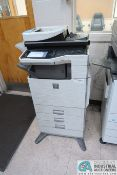SHARP MODEL MX-B402SC COPIER