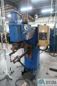 "75 KVA FEDERAL TYPE PA-1-30 SPOT WELDER; S/N 19324, 35"" THROAT, FOOT PEDAL"