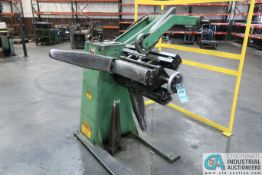 **3,500 LB. CWP MODEL 3C-24 UNCOILER; S/N M30053 **SUBJECT TO OVERALL BID AT LOT 292**