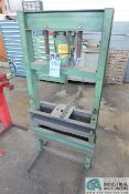 "22-1/2"" WIDE H-FRAME PRESS W/ 20 TON JACK"